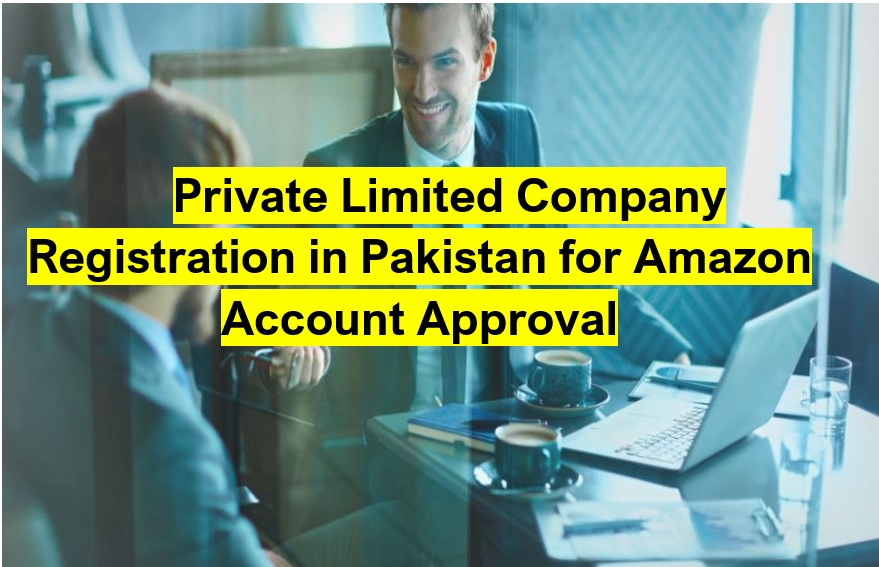 Private Limited Company Registration for Amazon Account Approval