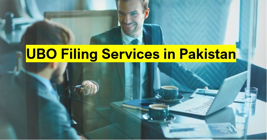 UBO Filing Services in Pakistan
